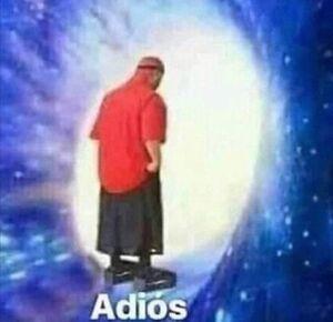 Adios Wormhole - Meming Wiki