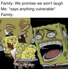 Laughing SpongeBob meme #2