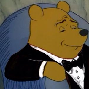 Tuxedo Winnie the Pooh - Meming Wiki