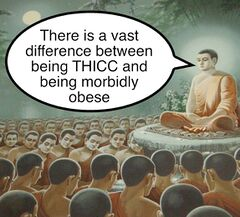 Buddha Enlightenment meme #2