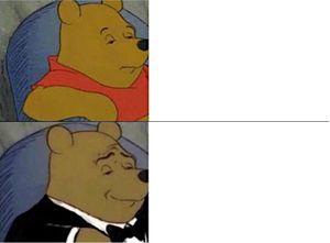 winnie pooh meme