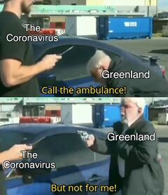Call An Ambulance But Not For Me meme #1