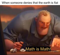 Math Is Math meme #1