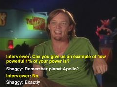 Shaggy's Power - Meming Wiki