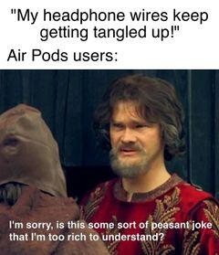 peasant joke meme